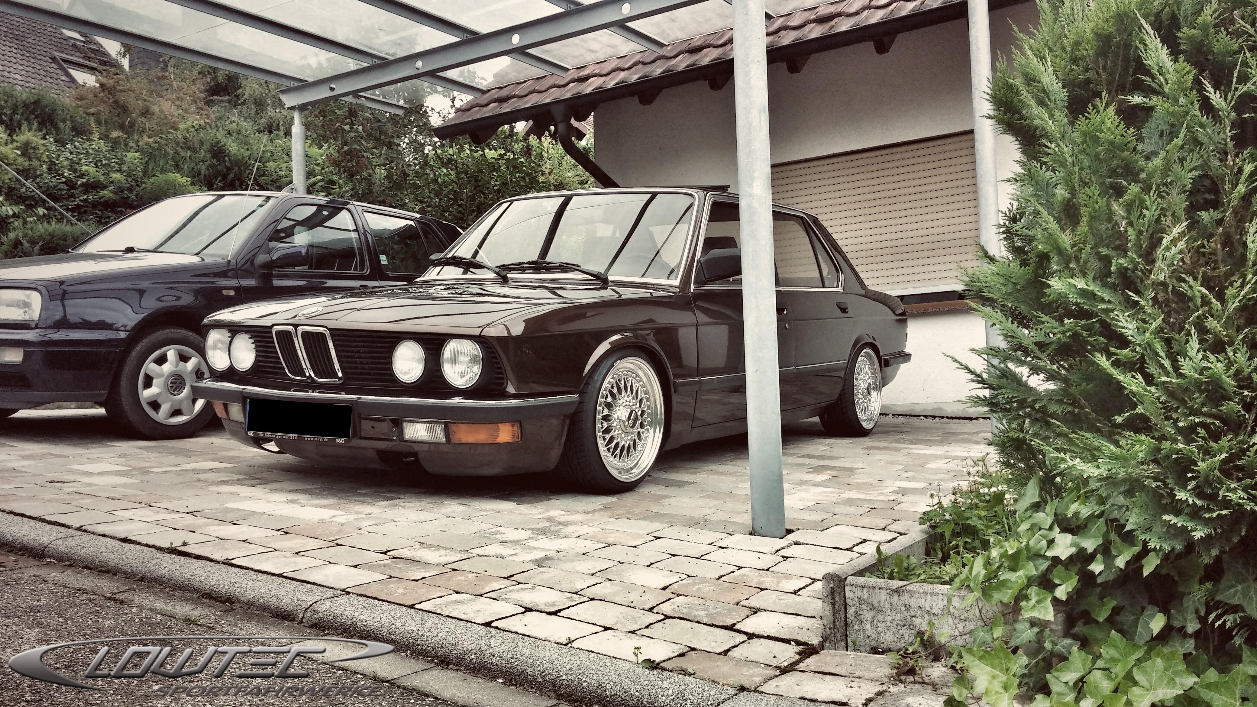 BMW 5 E28 Gallery
